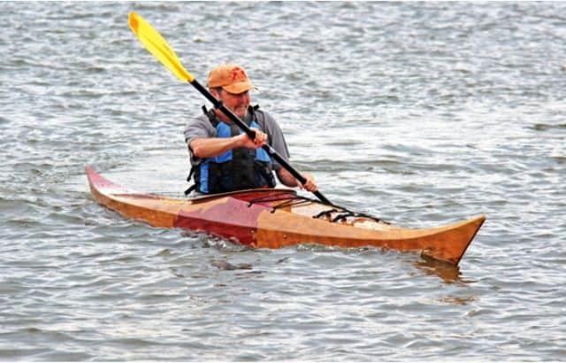 flat water kayaking