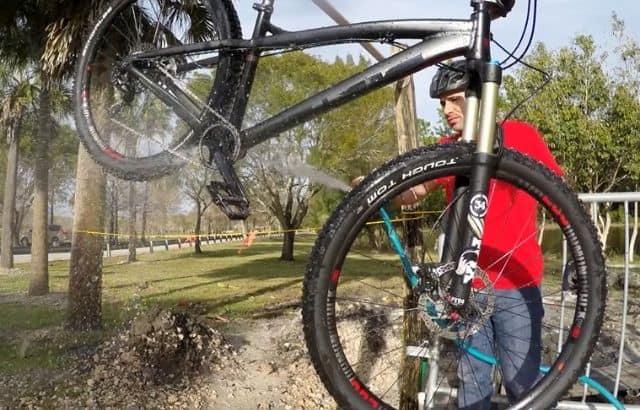 how often should i clean my mountain bike