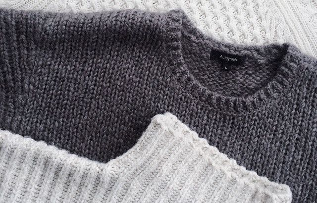 how often wash wool sweater