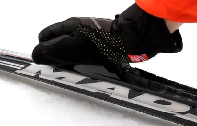 how to adjust rossignol 120 ski bindings