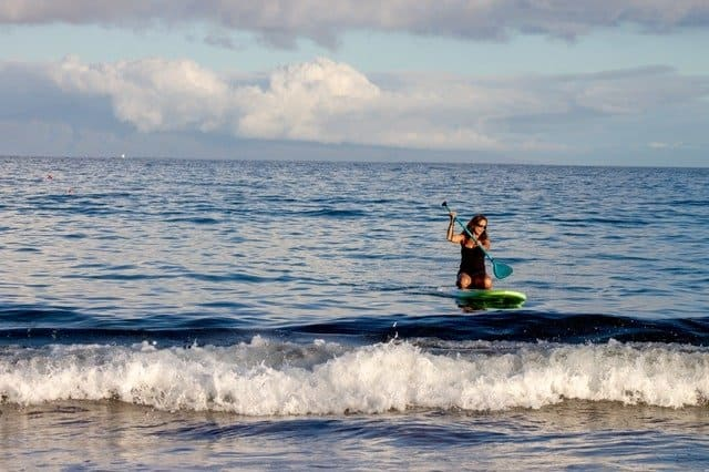 how to prepare for paddle boarding