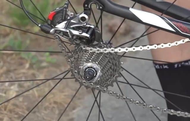 how to remove bike wheel nuts