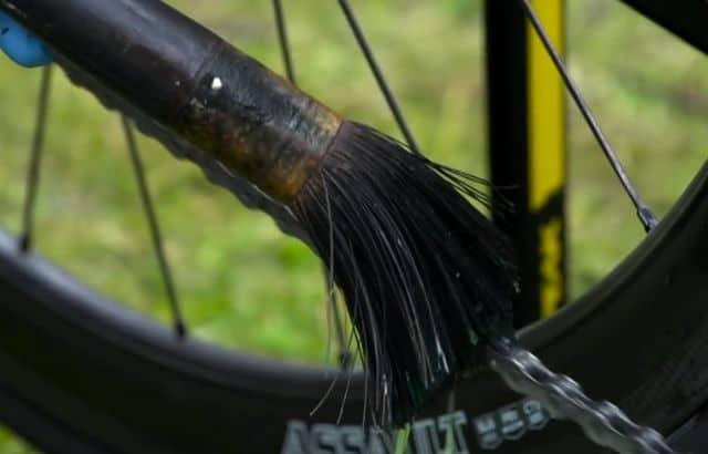 mountain bike maintenance
