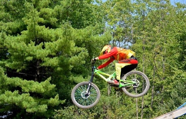 best mountain bike for jumping