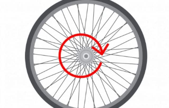 how to change a rear bike tire