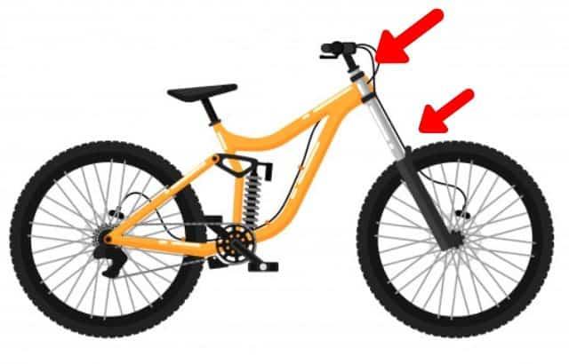 how to change an inner tube on a road bike