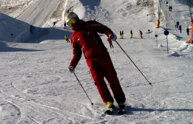 how to ski beginners guide