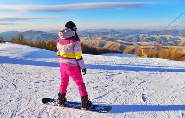 how to ski intermediate