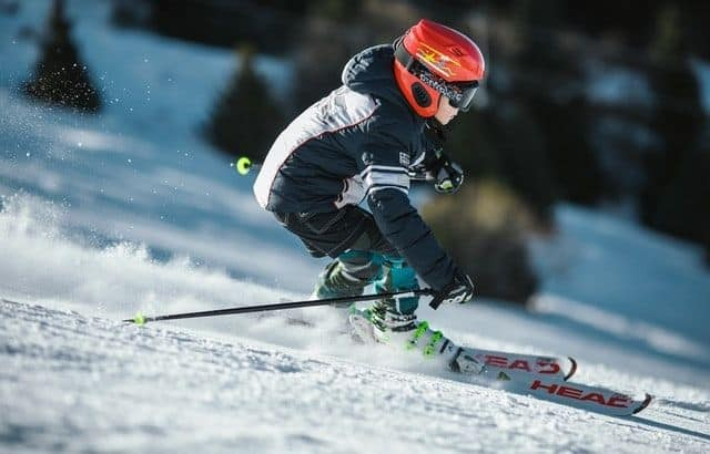 how to turn on skis beginner