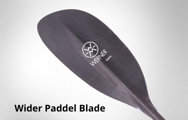 choose kayak paddles