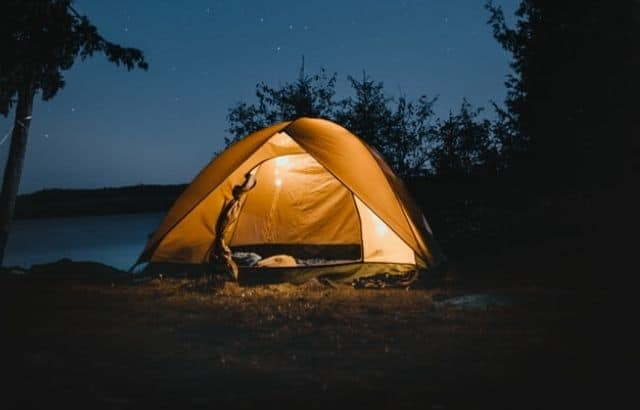 tips of hammock camping for beginners