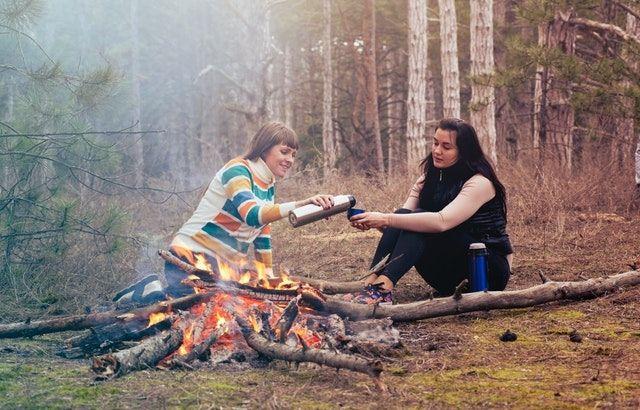 benefits of campsite