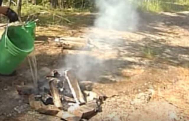 camp building techniques