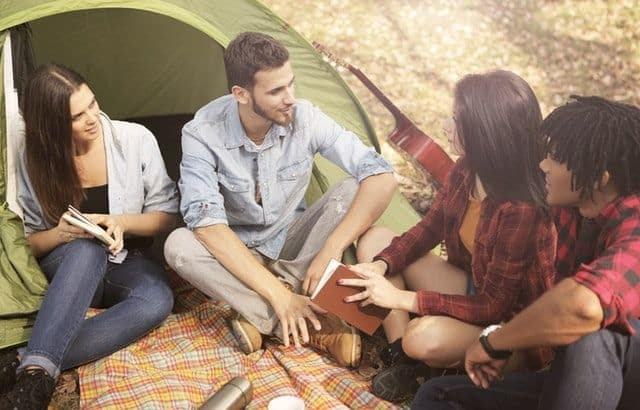 campsite tips for beginners