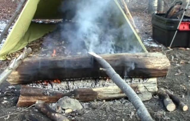 fire building activities