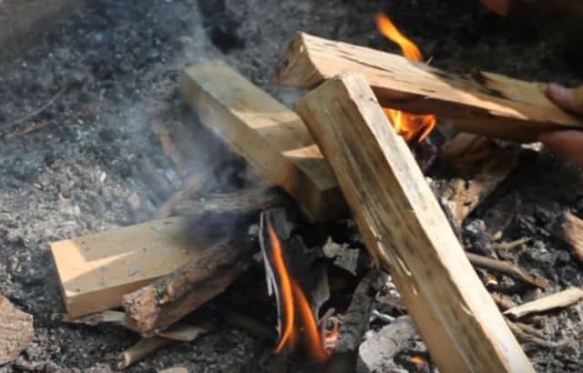 how to start a fire wikihow
