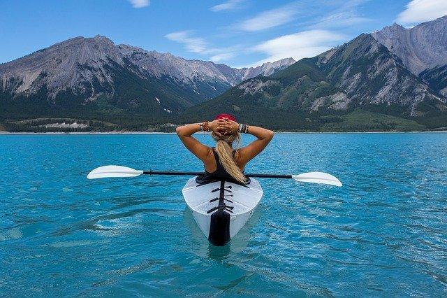 kayak size
