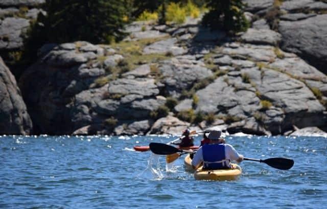 What is Sea Kayaking