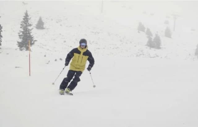 moving from intermediate to advanced skiing