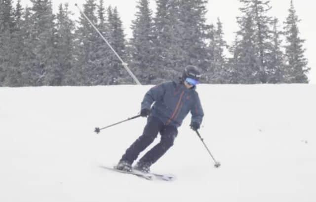 skiing tips for intermediate