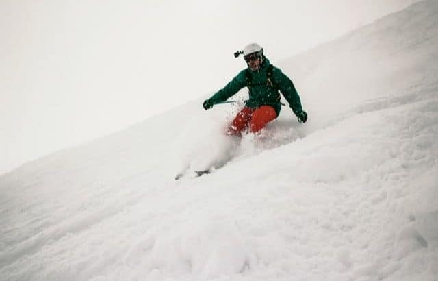 tips for first time skiing