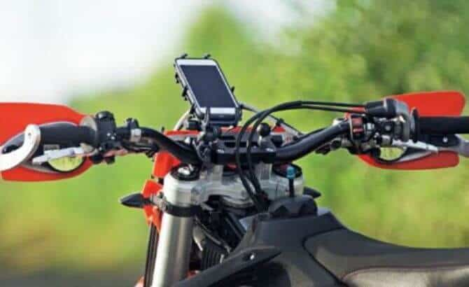 best motorcycle cell phone mount