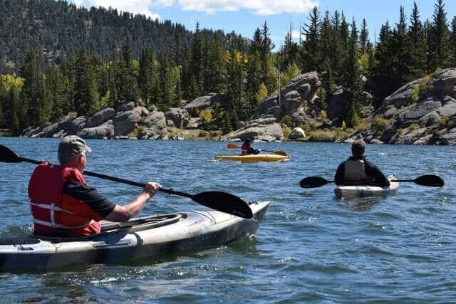 best touring kayak brands