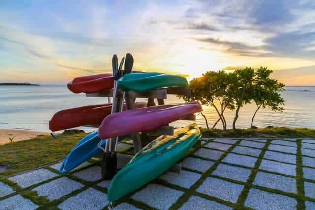 best touring kayak for camping