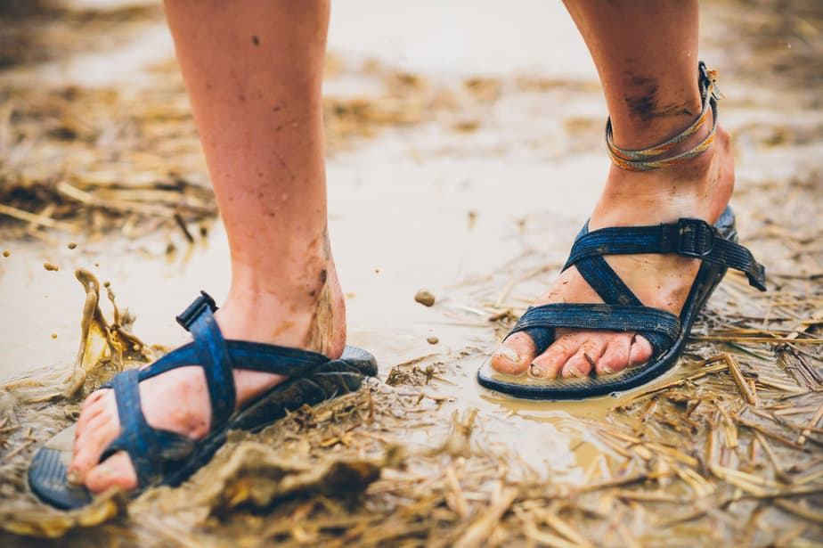 How to Loosen Chacos - Strap Adjusting