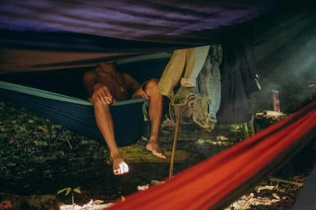 Best Tarp for Hammock Camping