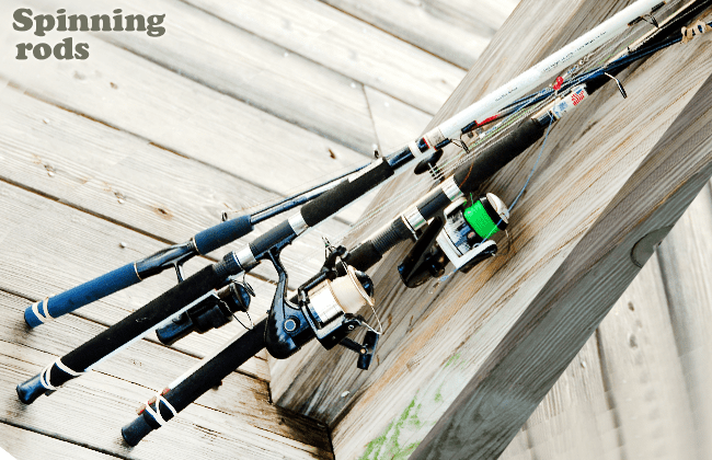 """How to use a 6'6"""" medium-heavy spinning rod"""