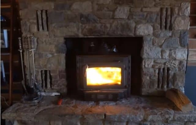 What Temperature does a Wood-Burning Stove Reach