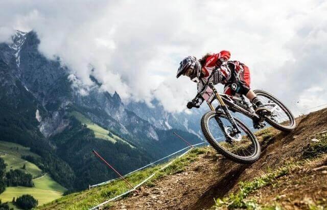 how dangerous is mountain biking