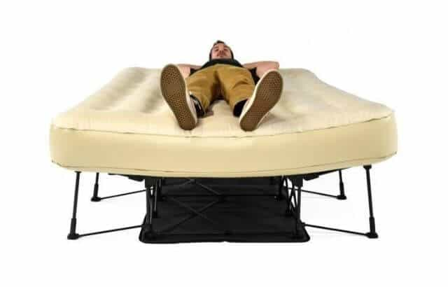 Self-Inflating Airbeds