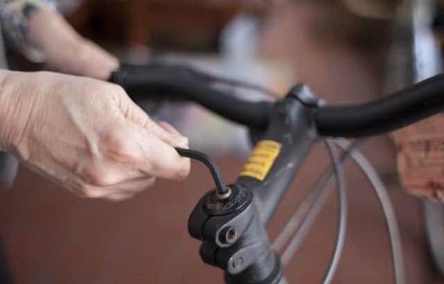 How to Raise Handlebars On Mountain Bike
