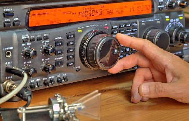 ham radio frequency