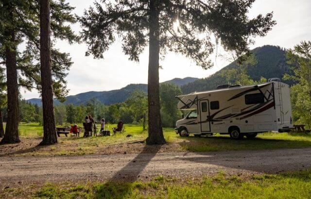 recreational vehicle living zoning