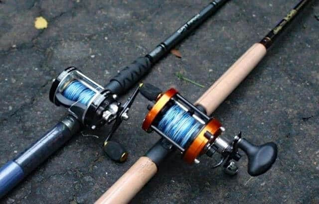 traveling fishing rods