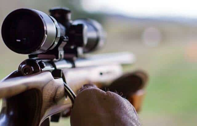 4 power scope for deer hunting