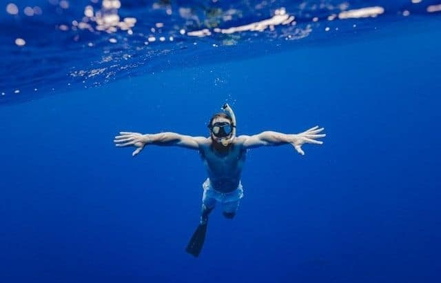 Can you Breathe Underwater with a Snorkel Mask