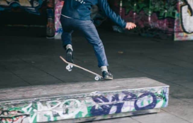 How to get good at skateboarding fast