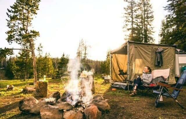 Ways to Look Good While Camping