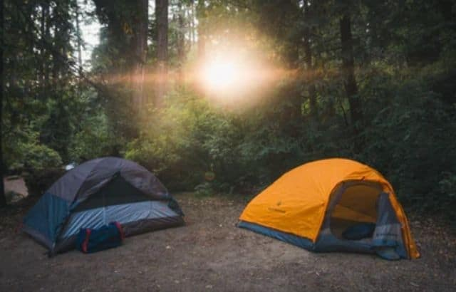 best backpacking tent under $200