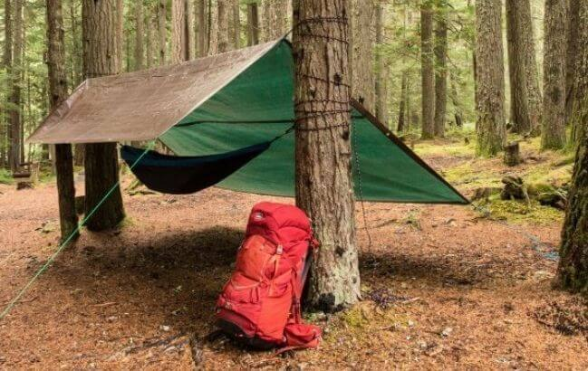 best hammock tarps for backpacking