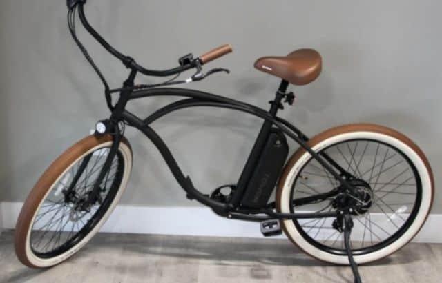 do electric bikes burn calories
