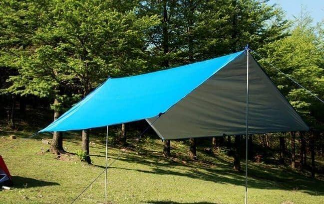 best hammock tarps for backpacking