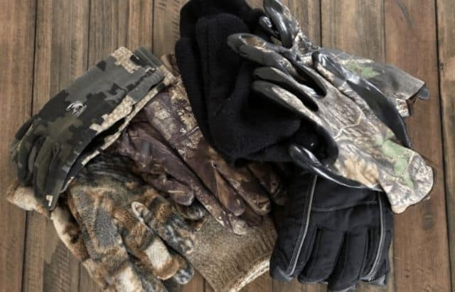 Best Hunting Gloves for Cold Weather
