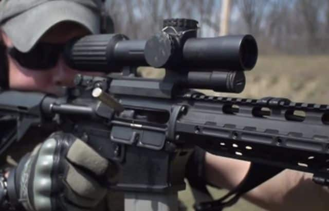 What is the Thermal Scope
