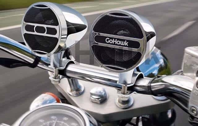 Can you Put Speakers on a Motorcycle