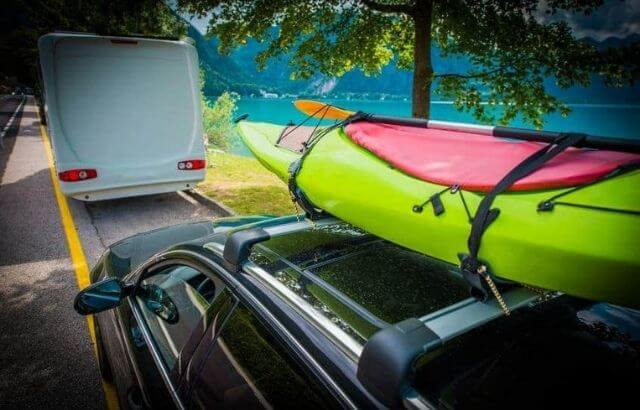 Best Kayak Roof Rack for Cars without Rails